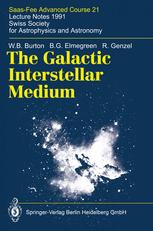 The Galactic Interstellar Medium