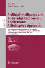 Artificial Intelligence and Knowledge Engineering Applications: A Bioinspired Approach