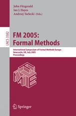 FM 2005: Formal Methods