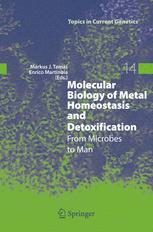 Molecular Biology of Metal Homeostasis and Detoxification