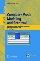 Computer Music Modeling and Retrieval