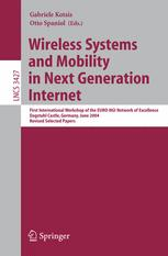 Wireless Systems and Mobility in Next Generation Internet