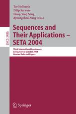 Sequences and Their Applications - SETA 2004