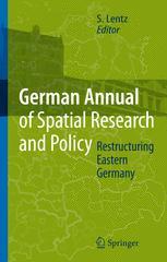 Restructing Eastern Germany