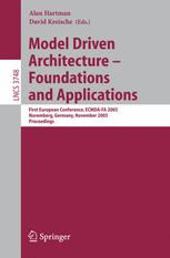 Model Driven Architecture – Foundations and Applications