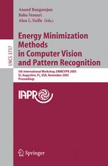 Energy Minimization Methods in Computer Vision and Pattern Recognition