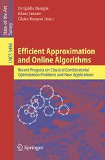 Efficient Approximation and Online Algorithms