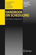Handbook on Scheduling
