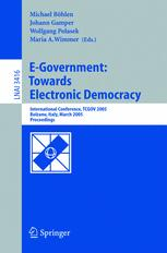 E-Government: Towards Electronic Democracy