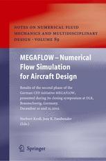 MEGAFLOW - Numerical Flow Simulation for Aircraft Design