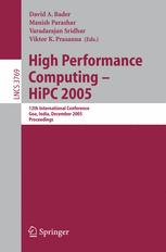 High Performance Computing – HiPC 2005