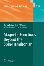 Magnetic Functions Beyond the Spin-Hamiltonian