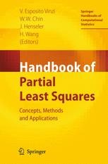 Handbook of Partial Least Squares