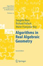 Algorithms in Real Algebraic Geometry