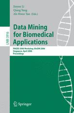 Data Mining for Biomedical Applications