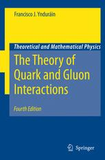 The Theory of Quark and Gluon Interactions