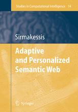 Adaptive and Personalized Semantic Web