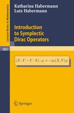 Introduction to Symplectic Dirac Operators