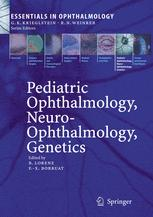 Pediatric Ophthalmology, Neuro-Ophthalmology, Genetics