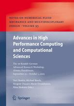 Advances in High Performance Computing and Computational Sciences