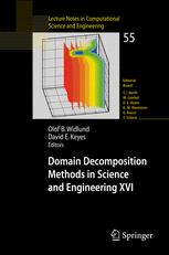 Domain Decomposition Methods in Science and Engineering XVI