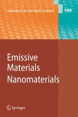 Emissive Materials Nanomaterials