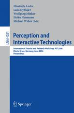 Perception and Interactive Technologies