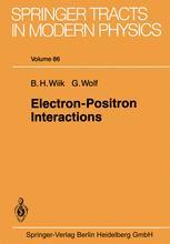 Electron-Positron Interactions