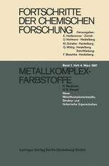 Metallkomplexfarbstoffe