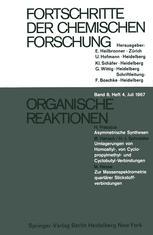 Organische Reaktionen