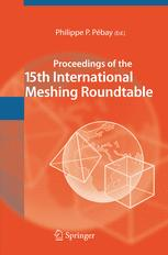 Proceedings of the 15th International Meshing Roundtable