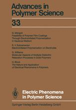 Electric Phenomena in Polymer Science