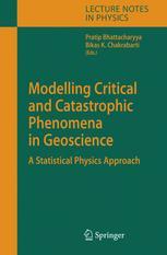 Modelling Critical and Catastrophic Phenomena in Geoscience
