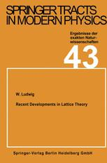 Springer Tracts in Modern Physics, Volume 43