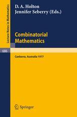 Combinatorial Mathematics