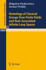 Homology of Classical Groups Over Finite Fields and Their Associated Infinite Loop Spaces