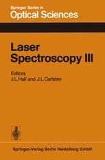 Laser Spectroscopy III