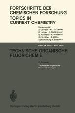 Technische Organische Fluor-Chemie