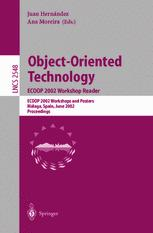 Object-Oriented Technology ECOOP 2002 Workshop Reader