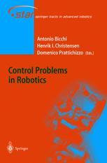 Control Problems in Robotics