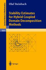 Stability Estimates for Hybrid Coupled Domain Decomposition Methods