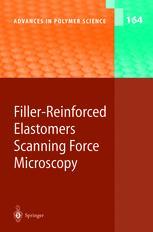 Filler-Reinforced Elastomers/Sanning Force Microscopy