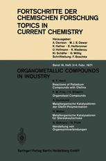 Organometallic Compounds in Industry