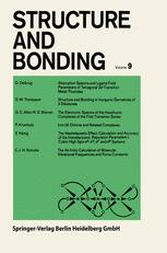 Structutal and Bonding
