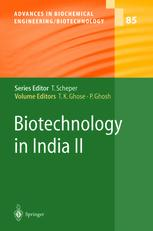 Biotechnology in India II