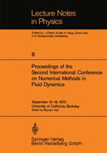 Proceedings of the Second International Conference on Numerical Methods in Fluid Dynamics