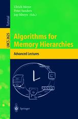 Algorithms for Memory Hierarchies