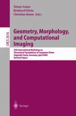 Geometry, Morphology, and Computational Imaging