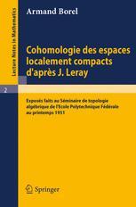 Cohomologie des espaces localement compacts