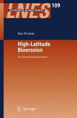 High-Latitude Bioerosion: The Kosterfjord Experiment